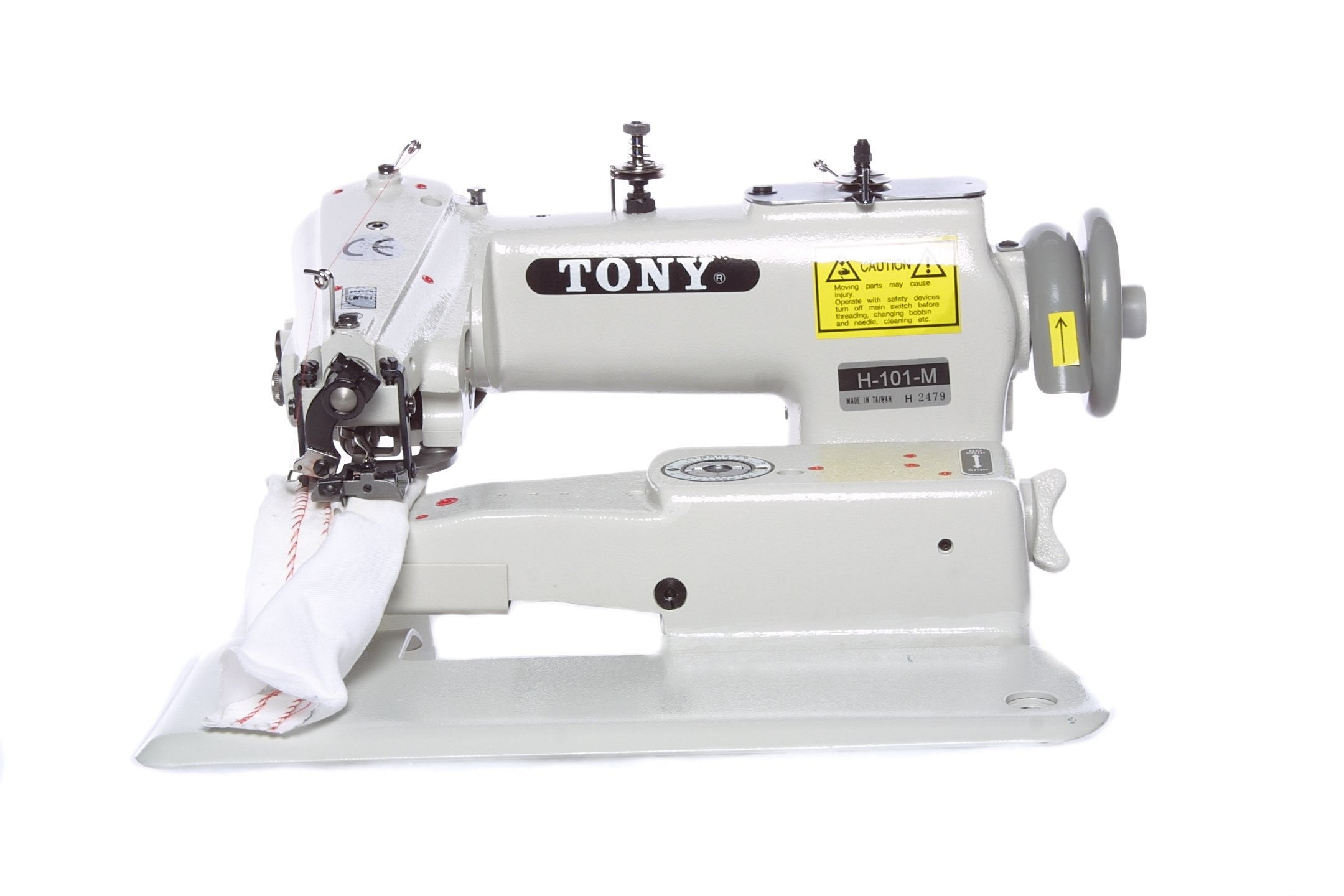 Tony H101 Indusrial Blind Hemming Blindstitch Sewing Machine