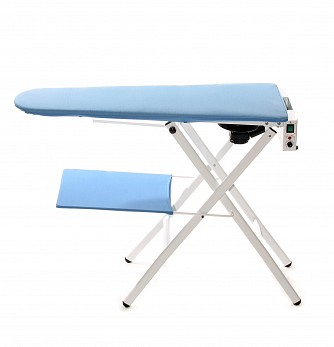 Magpie Vacuum and Heated Folding Ironing Table for Commercial Use