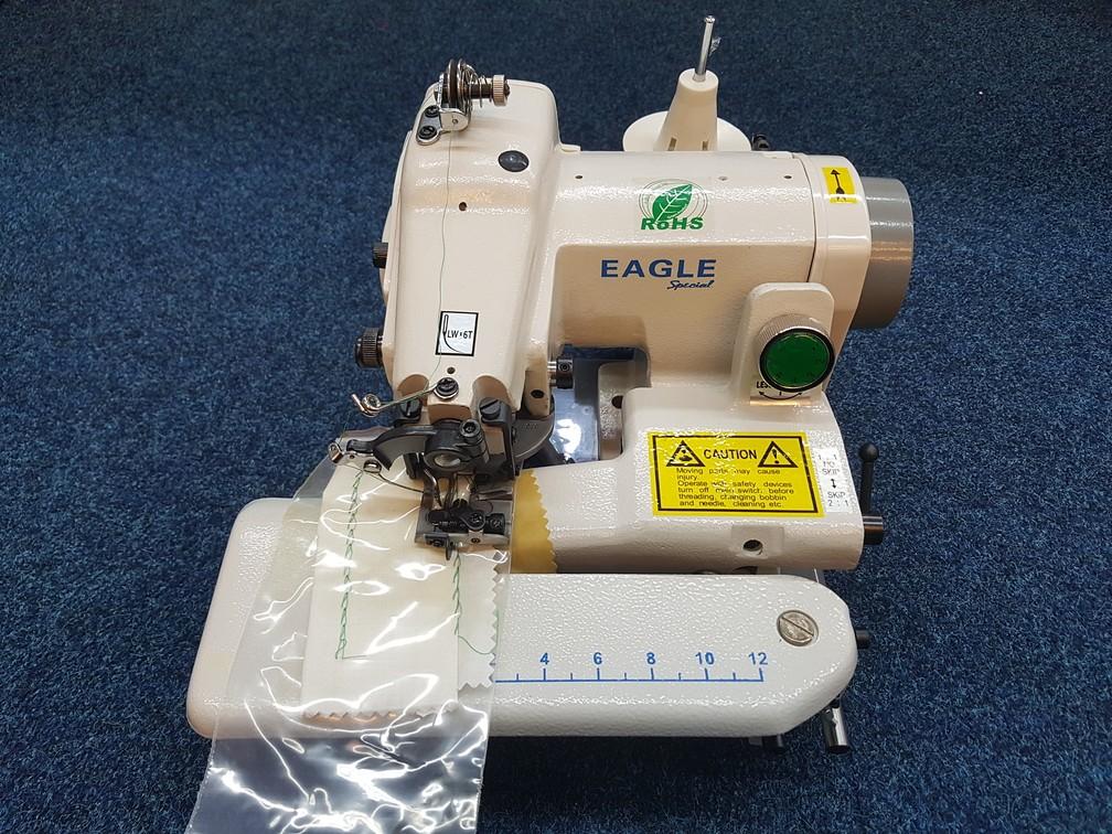 Eagle Cm501 Blind Hemming Blindstitch Hemmer Sewing Machine