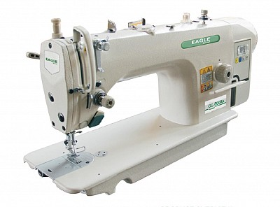 Eagle GC-8000A Flat Direct Drive Lockstitch Sewing Machine