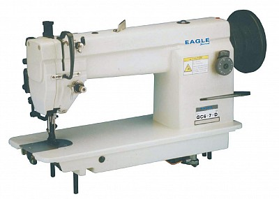 Eagle GC6-7D Walking Foot Sewing Machine for Leather