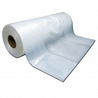Clear Polythene Perforated Covers in 12.5kg Roll in 10 Sizes