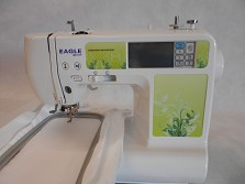 Embroidery Sewing Machine Computerised Eagle E900