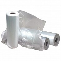 Clear Polythene Perforated 42 inch Covers British Made 3 Rolls